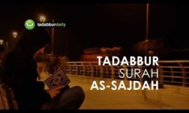Tadabbur Surah As Sajdah l The most beautiful Quran Recitation l heart soothing voice