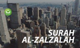 Tadabbur Surah Al-Zalzalah