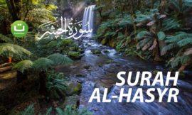 Tadabbur Surah Al-Hasyr Ayat 18-24