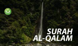 TadabburSurah Al-Qalam – Abu Usamah Syamsul Hadi