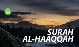 Surah Al-Haaqqah Full Terjemah – Nasser Al Qatami