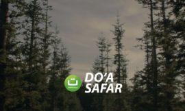 Do'a Safar Berpergian
