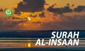 Surah Al-Insaan Full Terjemah – Omar Hisham Al Arabi