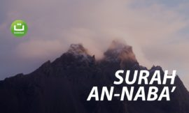 Surah An-Naba' Full Terjemah – Idris Al Hashemi