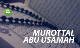 Kumpulan Murottal Abu Usamah Syamsul Hadi