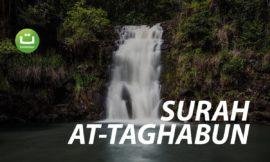 Surah At-Taghabun Full Terjemah – Abdurrahman al-Majid