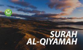 Surah Al-Qiyamah Full Terjemah – Abu Usamah Syamsul Hadi