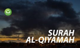 Surah Al-Qiyamah Merdu dan Menyejukkan Hati – Mishari Rasyid Al-Afasy