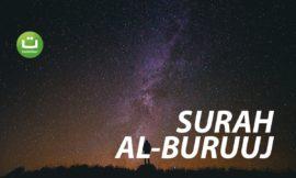 Surah Al-Buruuj Merdu dan Menyejukkan Hati Terjemahan – Abu Usamah Syamsul Hadi