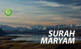 Surah Maryam Merdu dan Menyejukkan Hati Terjemahan – Wadi' Al-Yamani