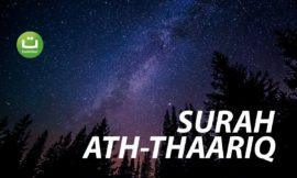 Surah Ath-Thaariq Merdu dan Menyejukkan Hati Terjemahan – Idris Al Hashemi