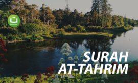 Surah At-Tahrim Full Terjemah – Abdurrahman al-Majid