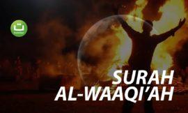 Surah Al-Waaqi'ah (Hari Kiamat) – Abdul Rahman Al Ossi