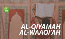Bacaan Merdu Surah Al-Qiyamah dan Al-Waaqi'ah  –  Abu Hafs Jamat Ud-Dawah