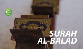 Surah Al-Balad (Kota Makkah) – Abu Usamah Syamsul Hadi