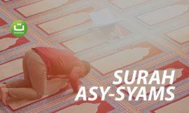 Surah Asy-Syams (Matahari) – Abu Usamah Syamsul Hadi