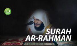 Tadabbur Surah Ar-Rahman – Abdul Rahman Al Ossi
