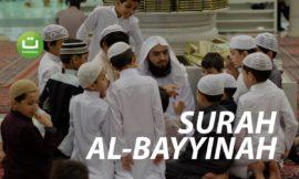 Surah Al-Bayyinah سورة البينة – Abu Usamah Syamsul Hadi