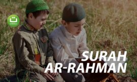 Suara Merdu Surah Ar-Rahman 13-36 – Ameer Shamim
