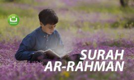 Tadabbur Surah Ar-Rahman – Fatih Seferagic