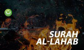 Surah Al-Lahab سورة الهب – Abu Usamah Syamsul Hadi