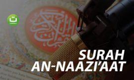 Tadabbur Surah An-Naazi'aat – Mohammed Al Naqeeb