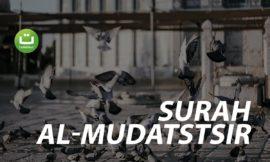 Surah Al-Mudatstsir  – Abu Usamah Syamsul Hadi
