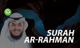 Tadabbur Surah Ar-Rahman – Muhammad Al Naqeeb