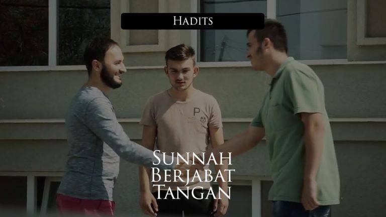 Hadits: Sunnah Berjabat Tangan