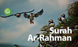 Tadabbur Surah Ar-Rahman – Zain Abu Kautsar