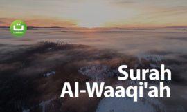 Tadabbur Surah Al-Waaqi'ah Membuatmu Menangis – Zain Abu Kautsar