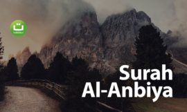 Surah Al Anbiya – Mishari Rasyid Al-Afasy