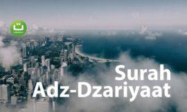Surah Adz-Dzariyaat l Syeikh Fahd Al Kandari