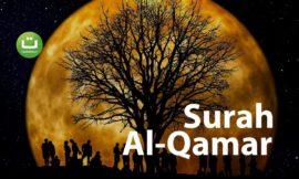 Surah Al Qamar – Mishari Rasyid Al-Afasy