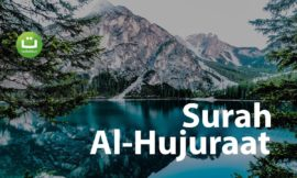 Surah Al-Hujuraat ᴴᴰ – Hani Ar-Rifa'i