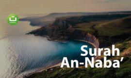 Surah An-Naba' Merdu ᴴᴰ – Hani Ar-Rifa'i