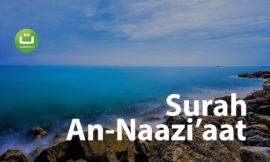 Tadabbur Surah An-Naazi'aat – Hani Ar-Rifa'i