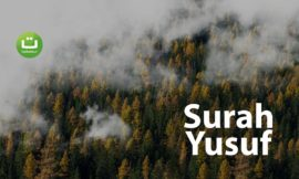 Tadabbur Surah Yusuf – Hani Ar-Rifa'i