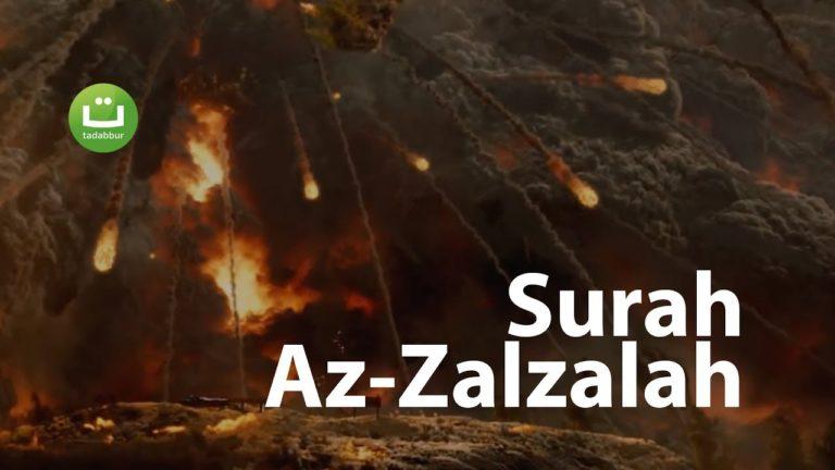 Tadabbur Surah Az Zalzalah (Gempa Bumi) ᴴᴰ – Fahad Aziz Niazi