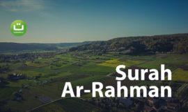 Tadabbur Surah Ar-Rahman – Hani Ar-Rifa'i
