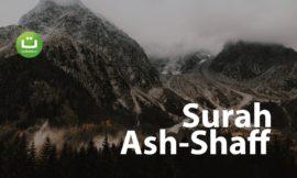 Tadabbur Surah Ash-Shaff – Mishari Rasyid Al-Afasy