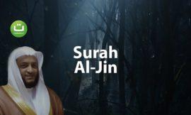 Tadabbur Surah Al-Jin – Hani Ar-Rifa'i