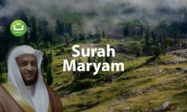 Tadabbur Surah Maryam – Hani Ar-Rifa'i