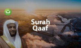 Tadabbur Surah Qaaf – Hani Ar-Rifa'i