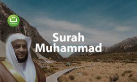 Tadabbur Surah Muhammad – Hani Ar-Rifa'i