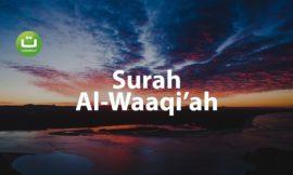 Tadabbur Surah Al Waaqi'ah – Mansur Al Salimi