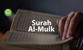 Surah Al-Mulk dapat memberi syafa'at bagi yang membacanya ᴴᴰ