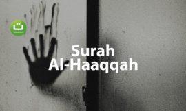 Surah Al-Haaqqah (Hari kiamat yang pasti terjadi) – Said Al Khatib ᴴᴰ