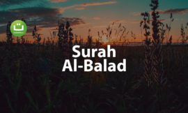 Bacaan Merdu Surah Al balad – Ustadz Ubaidillah Shaleh Al-Bugizy ᴴᴰ