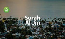 Surah Al-Jin Merdu – Said Al Khatib ᴴᴰ